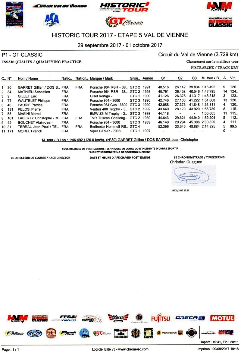 GT Classic 2017 - Page 3 Qualif10