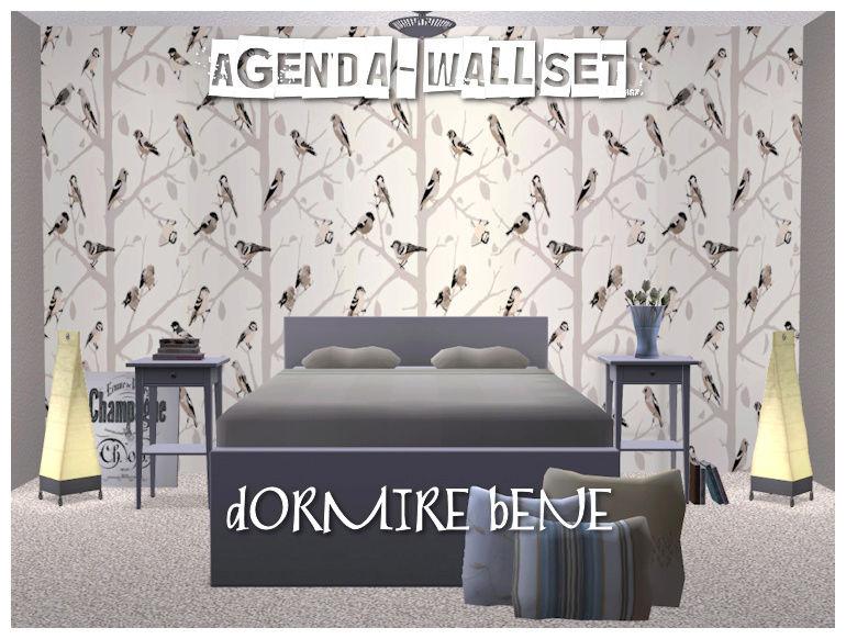 Agenda Wallset - 13 new walls Agenda10