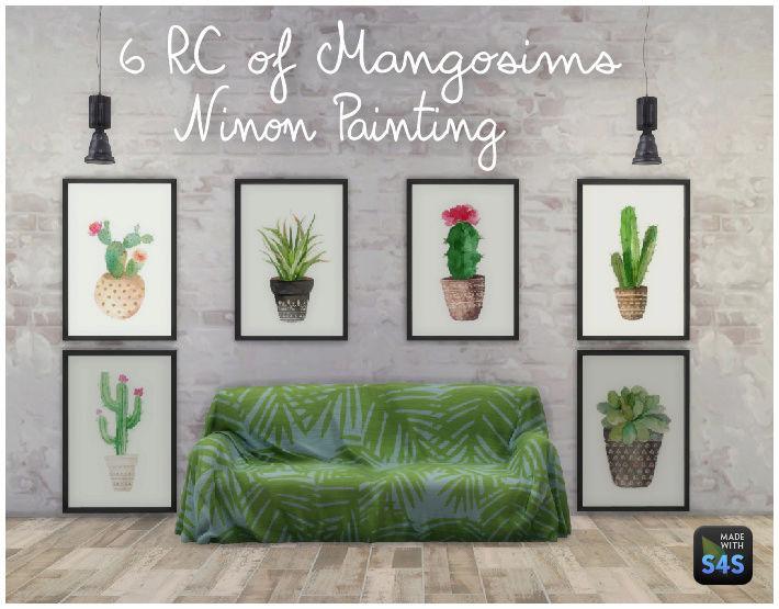 TS4: Scandi Crush Mangosims Painting RC  Rcscan11