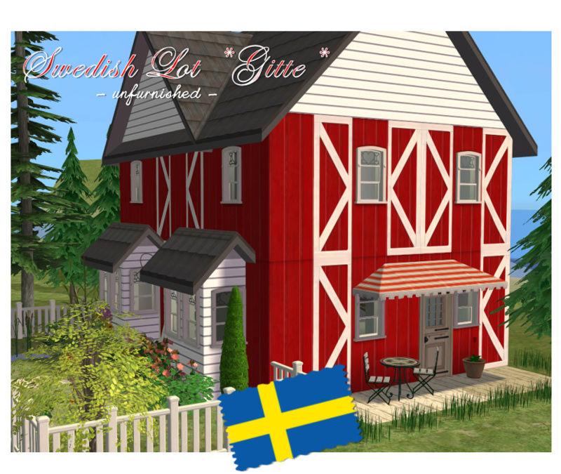 "Swedish Lot ""Gitte"" Swedis10"