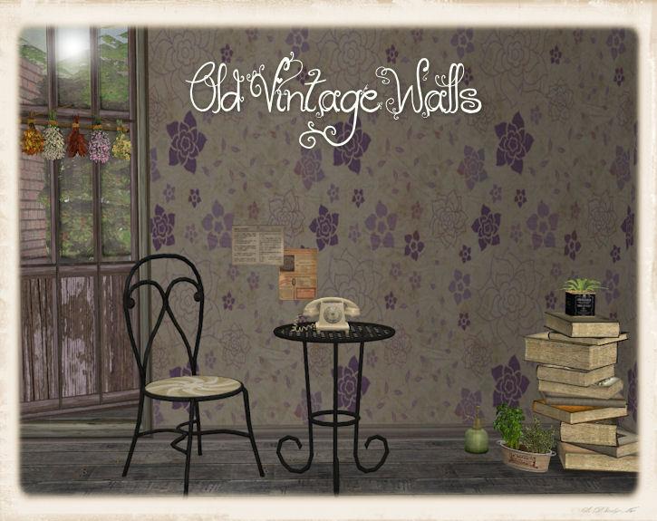12 (24) Old Vintage Walls Vintag10