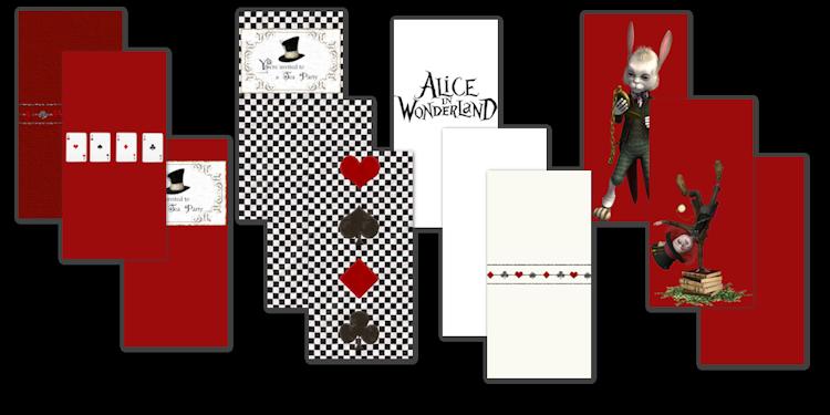 Alice in Wonderland - Walls Wonder10