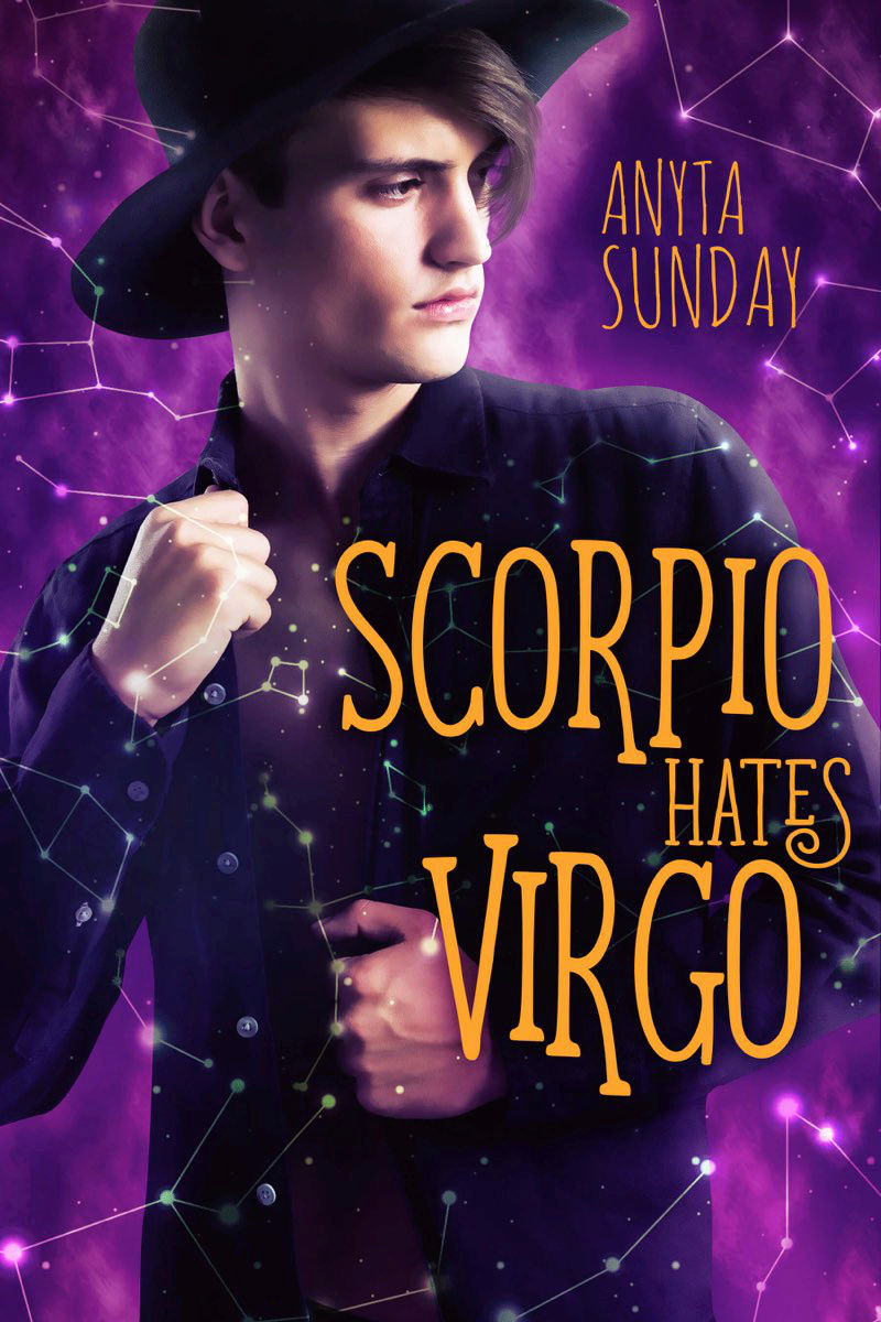 SUNDAY Anyta - Signs of Love - Tome 2: Scorpio hates Virgo Sans_t10
