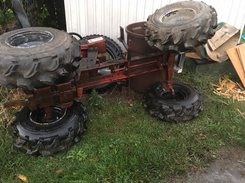 "Redzz02 ""Sears Killer"" Wheel Horse Mud Mower [2017 Build-Off Entry] [Finalist] 22046410"