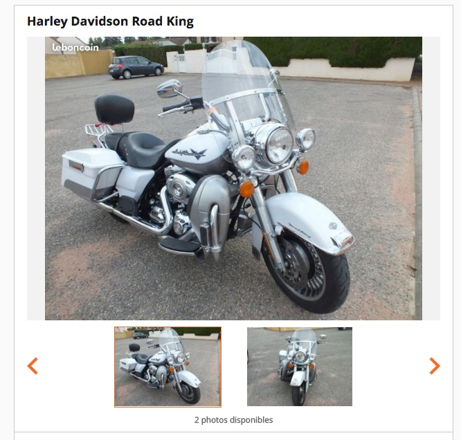 vend road king2009 110