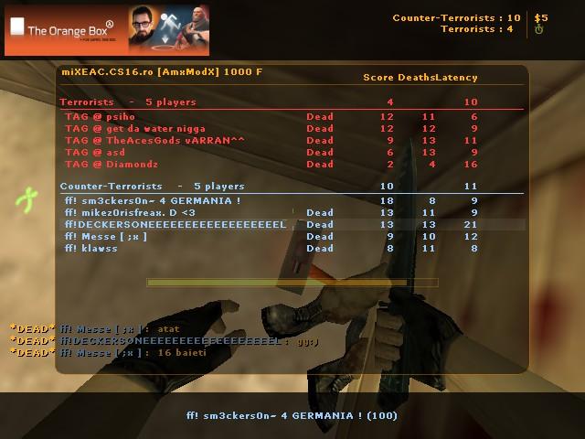 WIN vs TAG ( 3 harti ) 2013-012