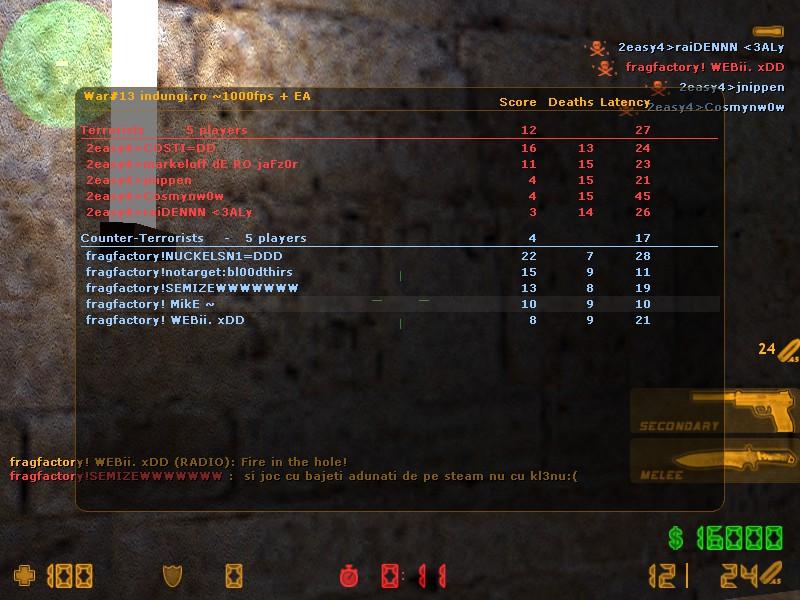 WIN vs 2easy4 2easy410