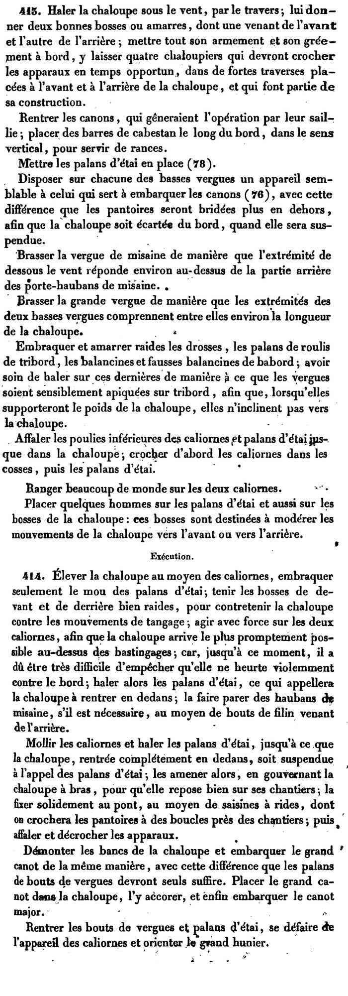 Temps de débarquement et d'embarquement d'une chaloupe. - Page 2 Chalou10