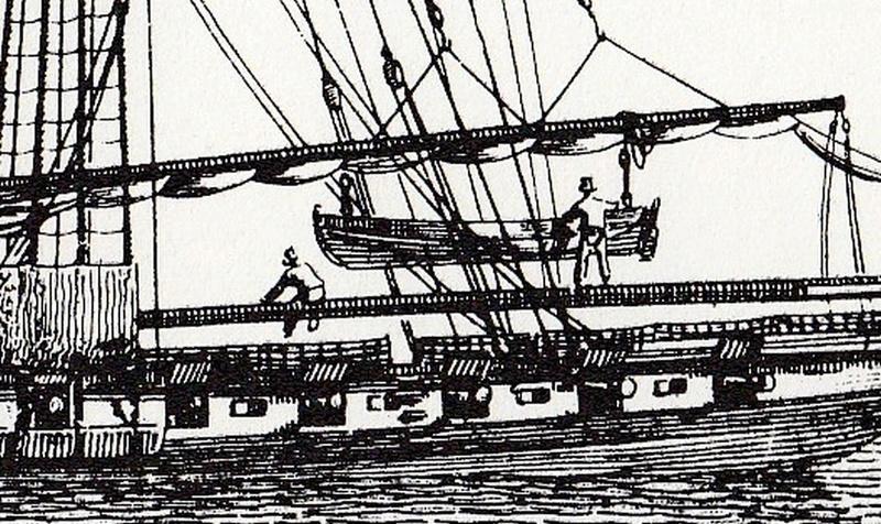 Temps de débarquement et d'embarquement d'une chaloupe. - Page 11 Cotre_11