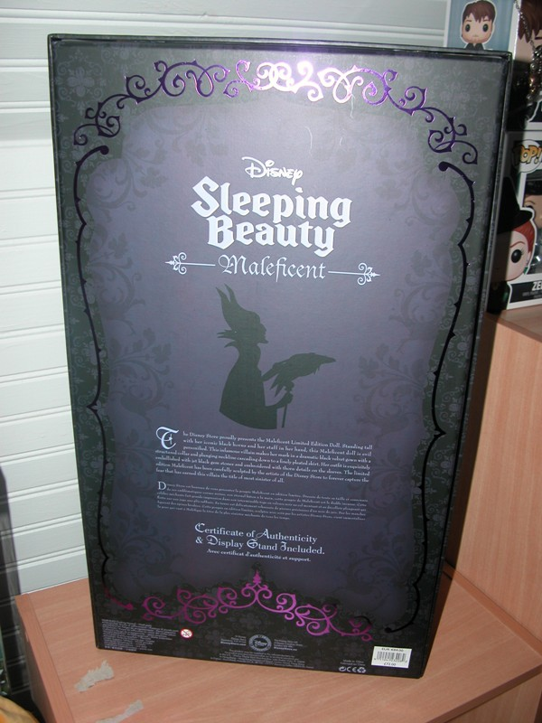Disney Store Poupées Limited Edition 17'' (depuis 2009) - Page 38 Dscn4017