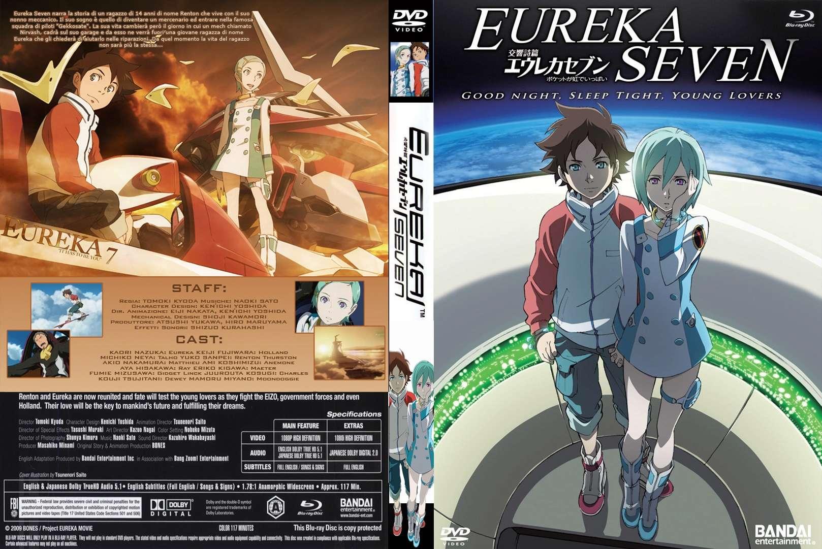 Caratula-COVER | Eureka Seven en DVD COMPLETA Eureka10