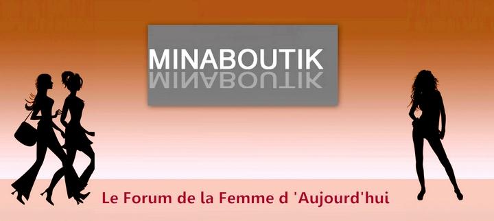 Minaboutik le forum