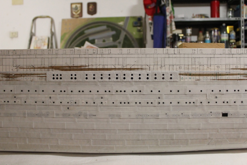 titanic - RMS Titanic 1:100 - Pagina 25 Img_0611