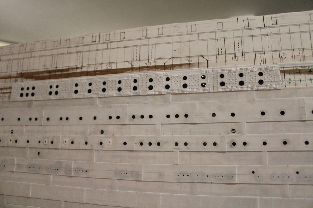 titanic - RMS Titanic 1:100 - Pagina 25 Img_0612