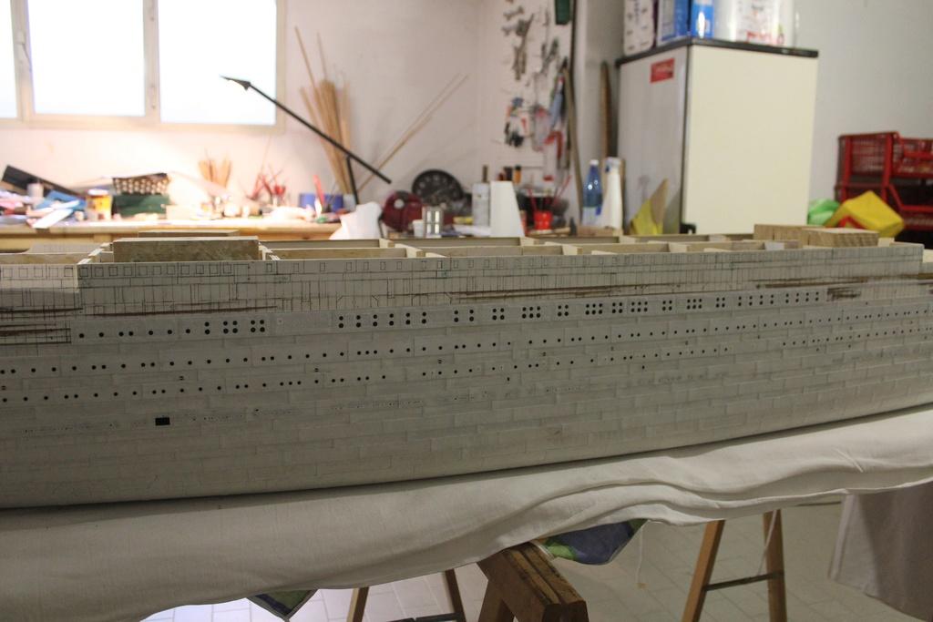titanic - RMS Titanic 1:100 - Pagina 25 Img_0613