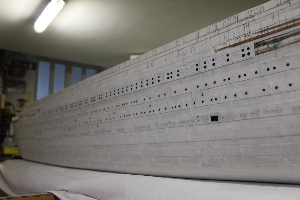 titanic - RMS Titanic 1:100 - Pagina 25 Img_0618