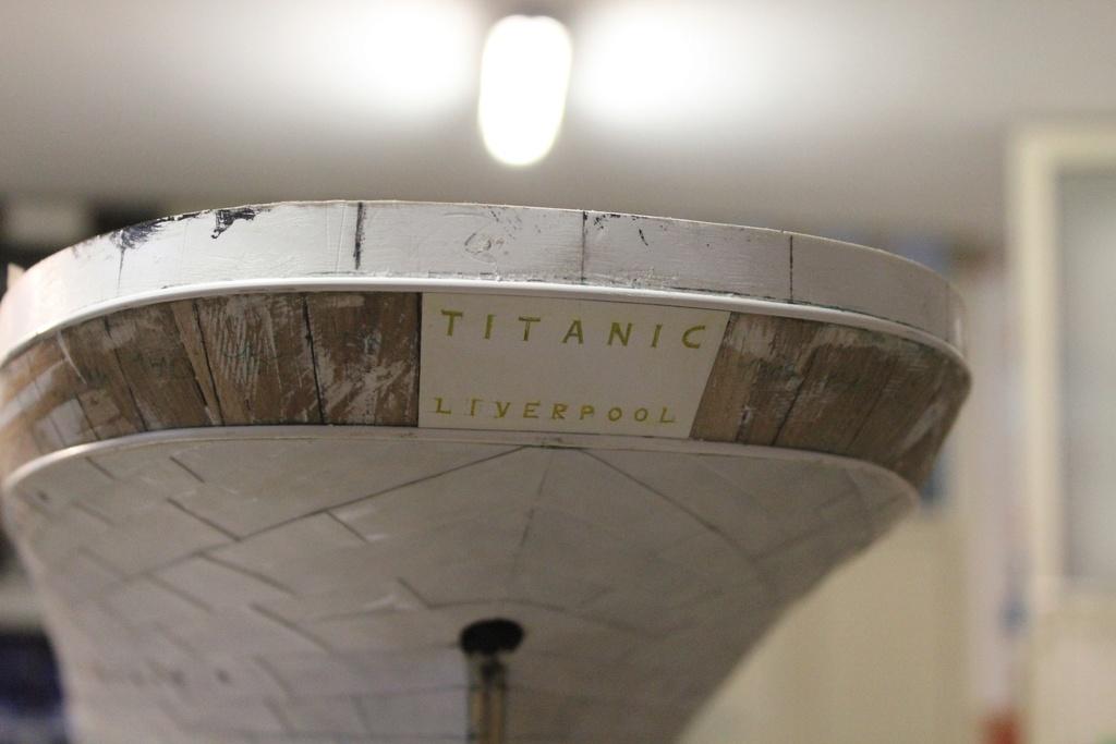 titanic - RMS Titanic 1:100 - Pagina 25 Img_0630