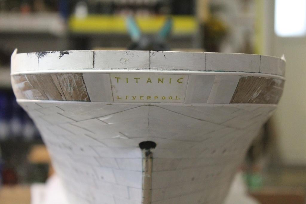 titanic - RMS Titanic 1:100 - Pagina 25 Img_0631