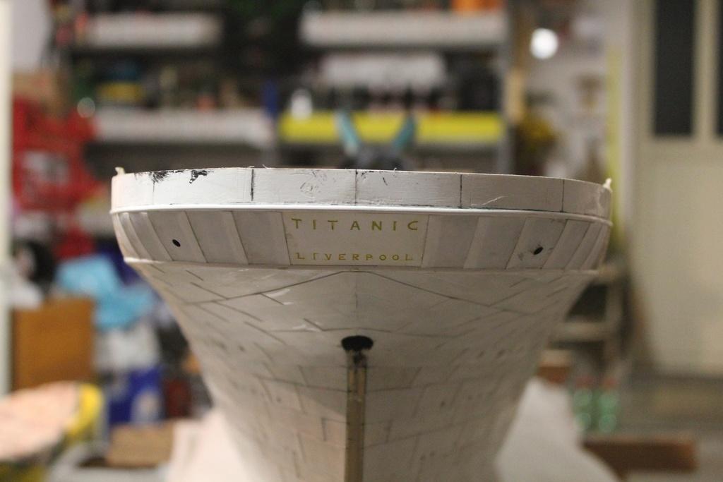 titanic - RMS Titanic 1:100 - Pagina 25 Img_0633
