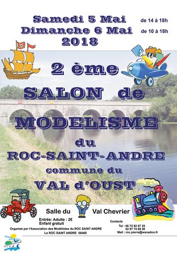 Roc Saint André les 5 et 6 mai 2018 - Page 4 Affich10