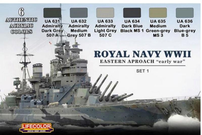 HMS ARK ROYAL. (91). 1/350.  MERIT Set_pe10
