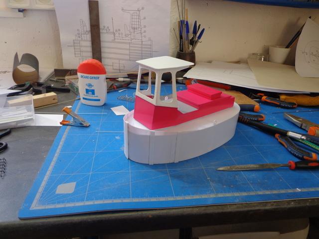 Construction de Boom boat de Wadone et Eiphos - Page 7 Dsc02211