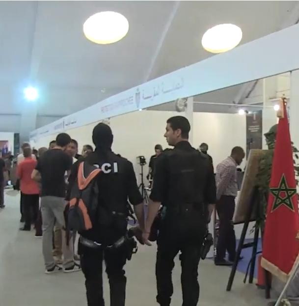 Moroccan Special Forces/Forces spéciales marocaines  :Videos et Photos : BCIJ, Gendarmerie Royale ,  - Page 11 Bci10