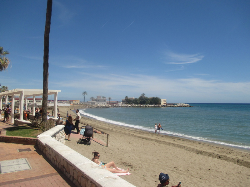 A few photo's of Fuengirola from our CdS holiday Img_1312