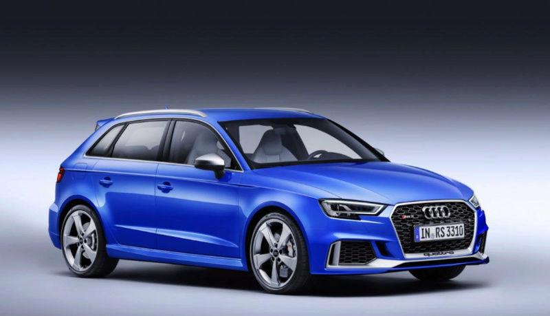 L'Audi RS 3 Sportback : un  5 cylindres qui coûte cher Captur10