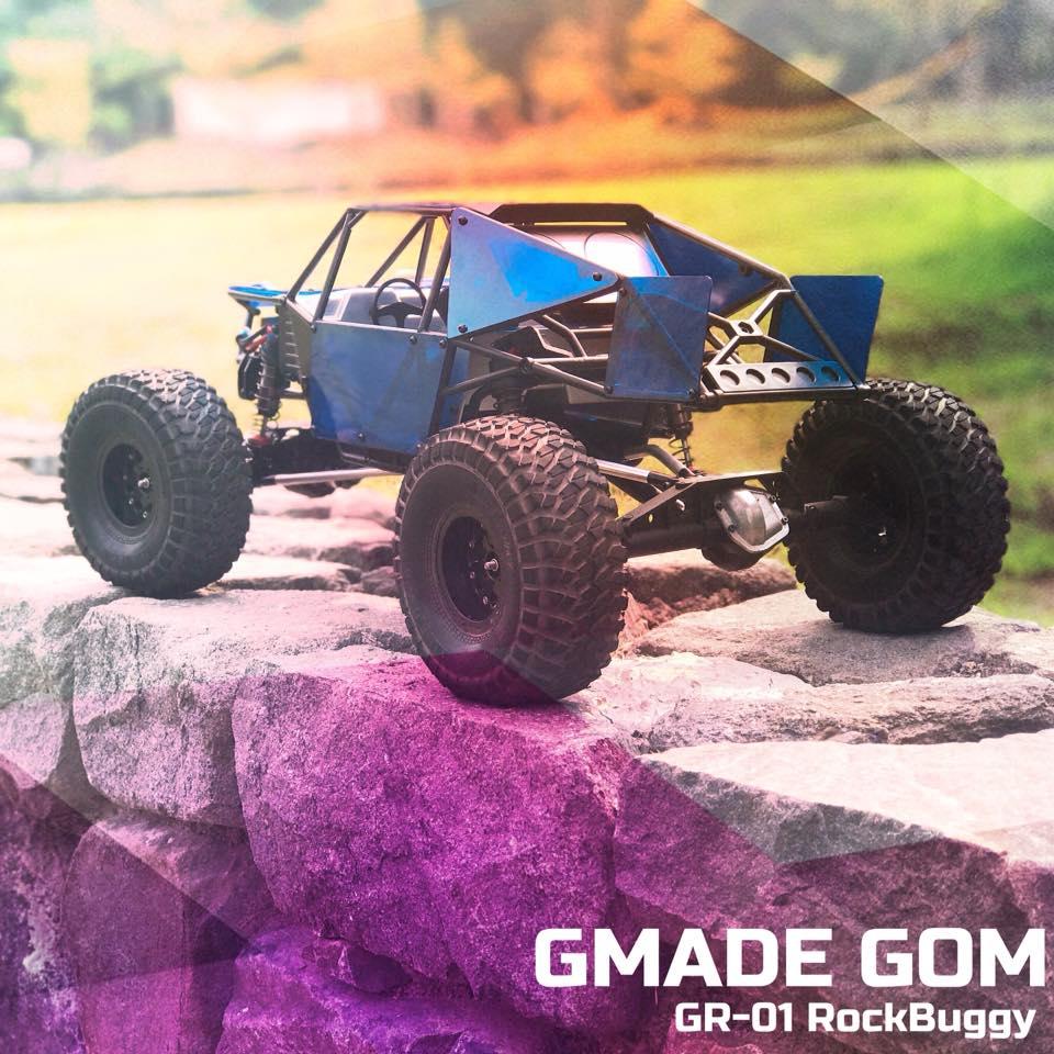 Nouveau châssis chez Gmade le GR-01 GOM 19510510