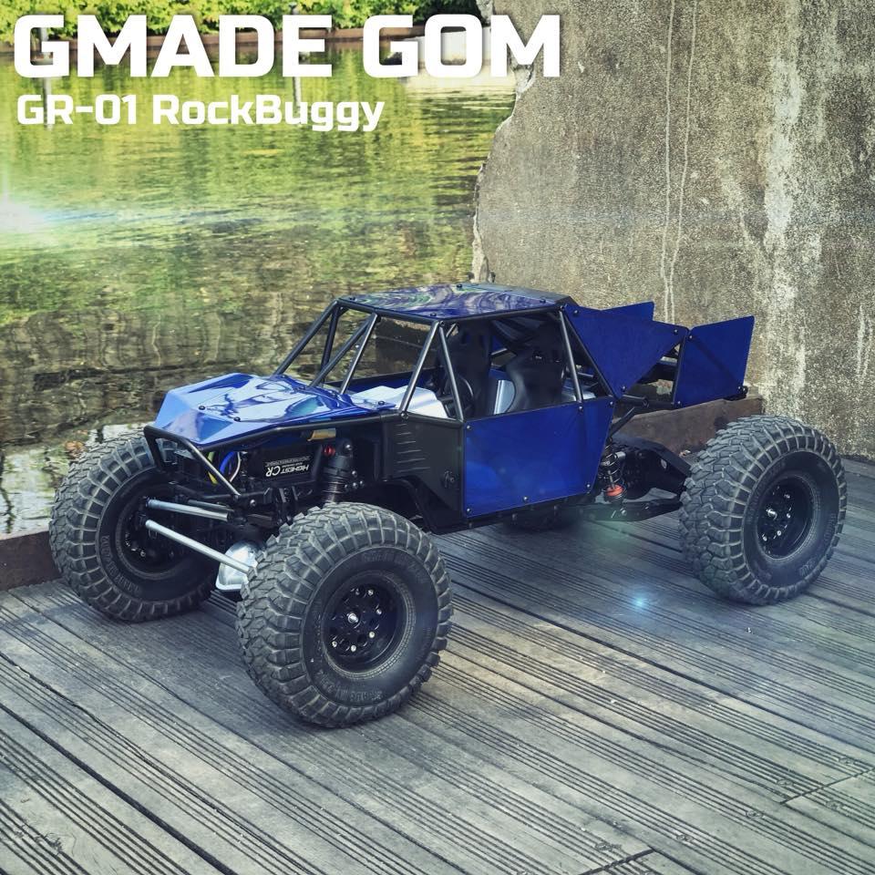 Nouveau châssis chez Gmade le GR-01 GOM 19553810