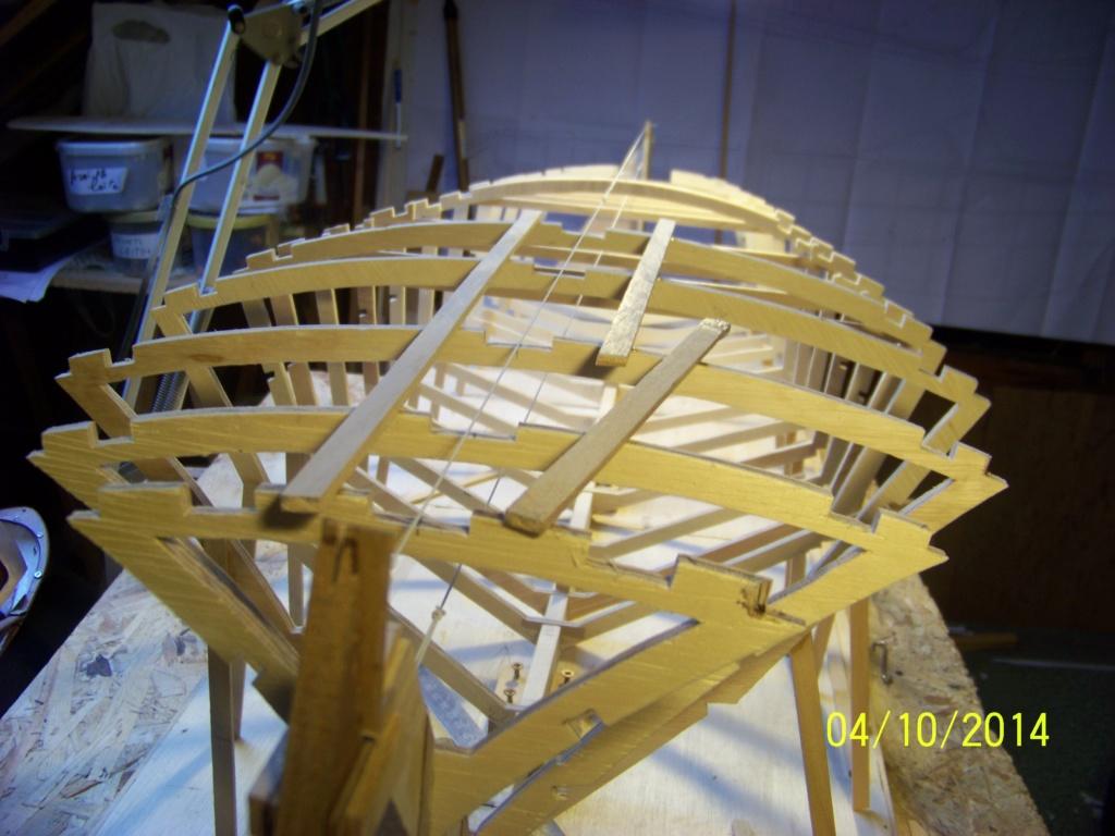 Construction d'un riva aquarama spécial 100_3215