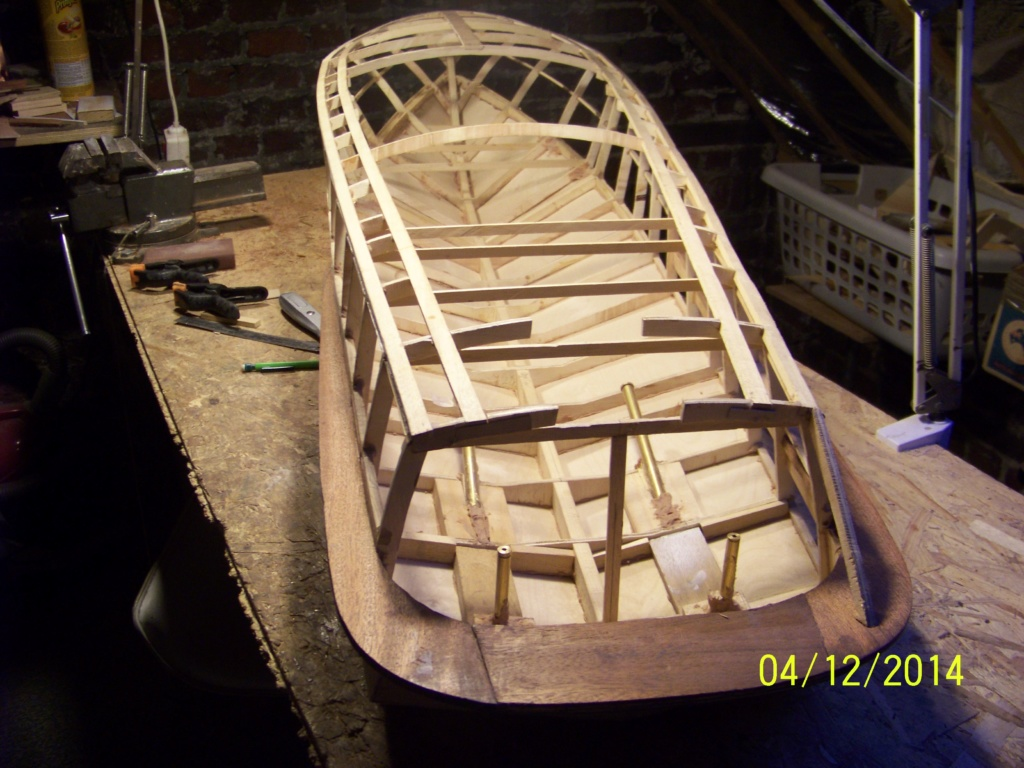 Construction d'un riva aquarama spécial 100_3217