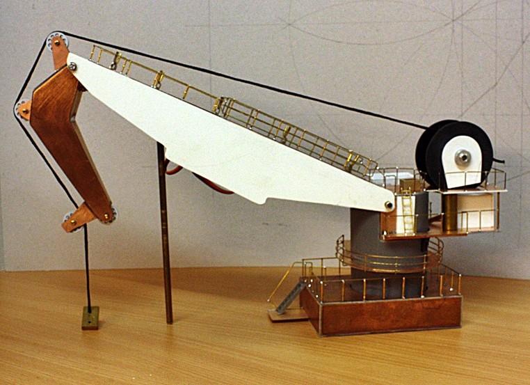 Bau eines X-Bow Schiffes in 1:50 Ktan310