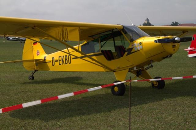 Flugtag auf dem Liliental Fluggelände in Speyer Lachendorf. Img_3426