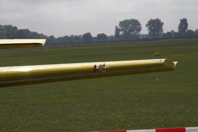 Flugtag auf dem Liliental Fluggelände in Speyer Lachendorf. Img_3440