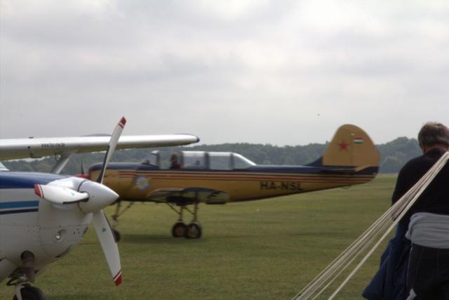 Flugtag auf dem Liliental Fluggelände in Speyer Lachendorf. Img_3546