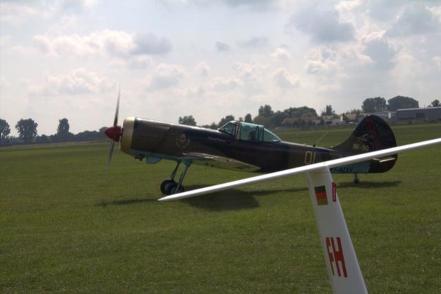 Flugtag auf dem Liliental Fluggelände in Speyer Lachendorf. Img_3548