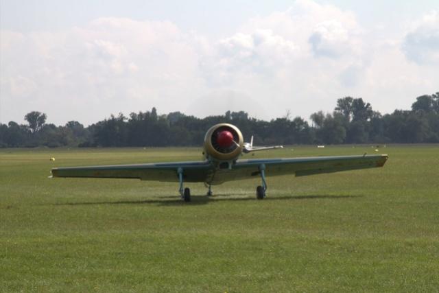 Flugtag auf dem Liliental Fluggelände in Speyer Lachendorf. Img_3611