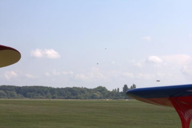 Flugtag auf dem Liliental Fluggelände in Speyer Lachendorf. Img_3719