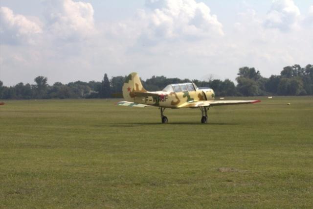 Flugtag auf dem Liliental Fluggelände in Speyer Lachendorf. Img_3721