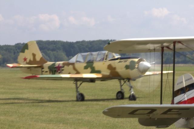 Flugtag auf dem Liliental Fluggelände in Speyer Lachendorf. Img_3722