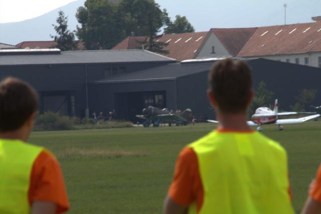 Flugtag auf dem Liliental Fluggelände in Speyer Lachendorf. Img_3732