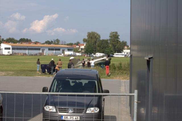 Flugtag auf dem Liliental Fluggelände in Speyer Lachendorf. Img_3917