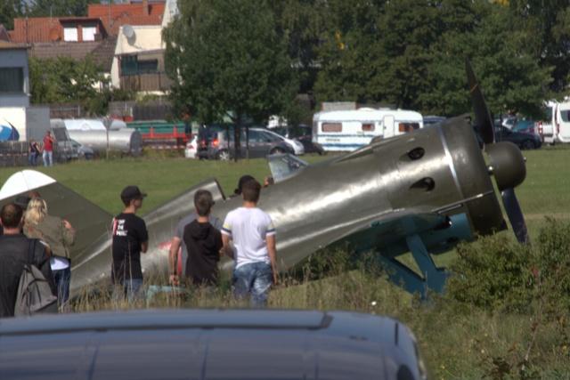 Flugtag auf dem Liliental Fluggelände in Speyer Lachendorf. Img_3918