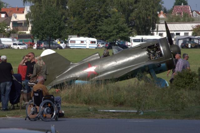 Flugtag auf dem Liliental Fluggelände in Speyer Lachendorf. Img_3919