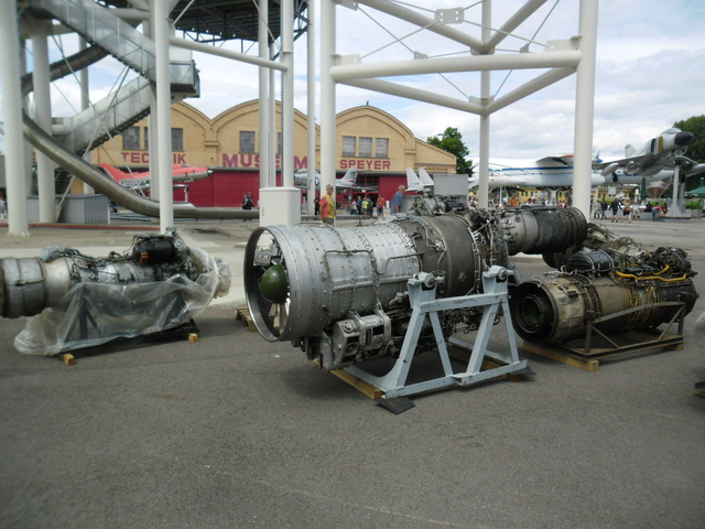 Neues im Technikmuseum Speyer ... - Seite 2 Sam_3511