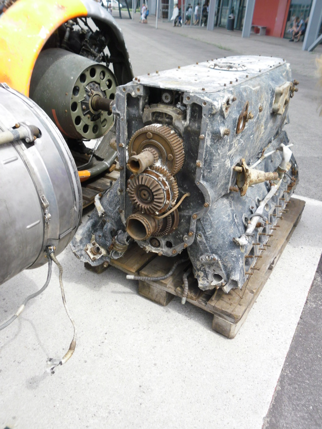 Neues im Technikmuseum Speyer ... - Seite 2 Sam_3532