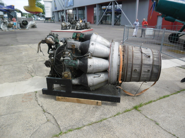 Neues im Technikmuseum Speyer ... - Seite 2 Sam_3611