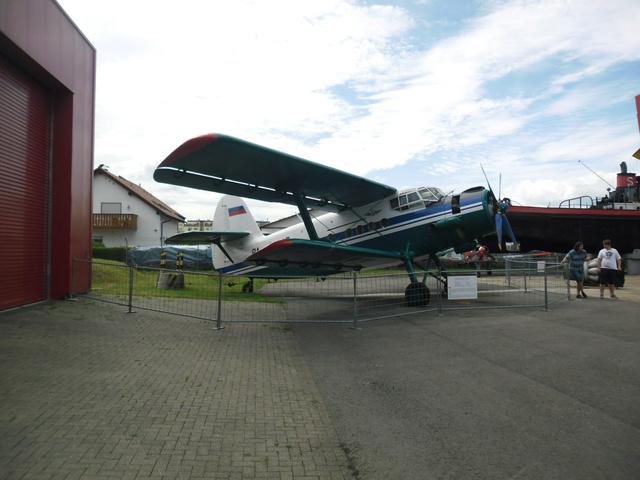 Neues im Technikmuseum Speyer ... - Seite 2 Sam_3617